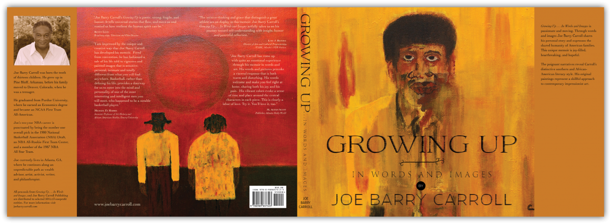 Growing Up dust jacket